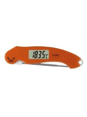 Skaitmeninis termometras su sulankstomu zondu, KT-600
