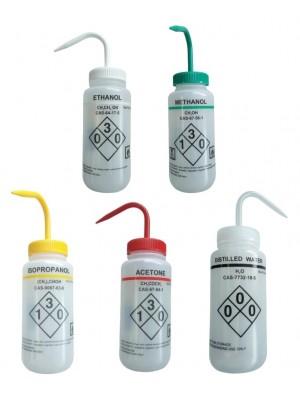Plovimo butelis su apsauginiais lipdukais