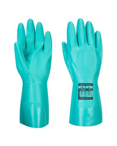 Nitrosafe Chemical pirštinės (nitrilas) PORTWEST A810