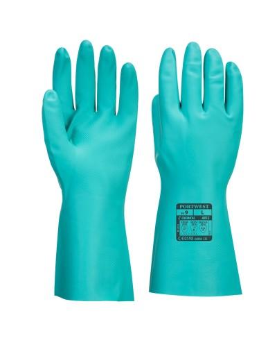 Nitrosafe pirštinės apsaugančios nuo cheminių medžiagų PORTWEST A812