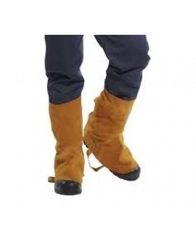 Odinė suvirintojų batų apsauga PORTWEST SW32