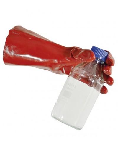 Rūgštims atsparios PVC pirštinės