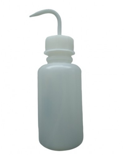 Plovimo butelis, plačiu kakleliu