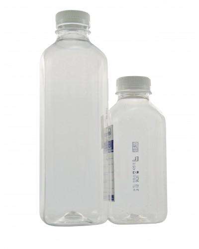 Vandens mėginių ėmimo butelis, sterilus